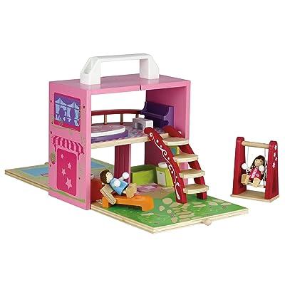 Diggin Box Set Dollhouse: Toys & Games