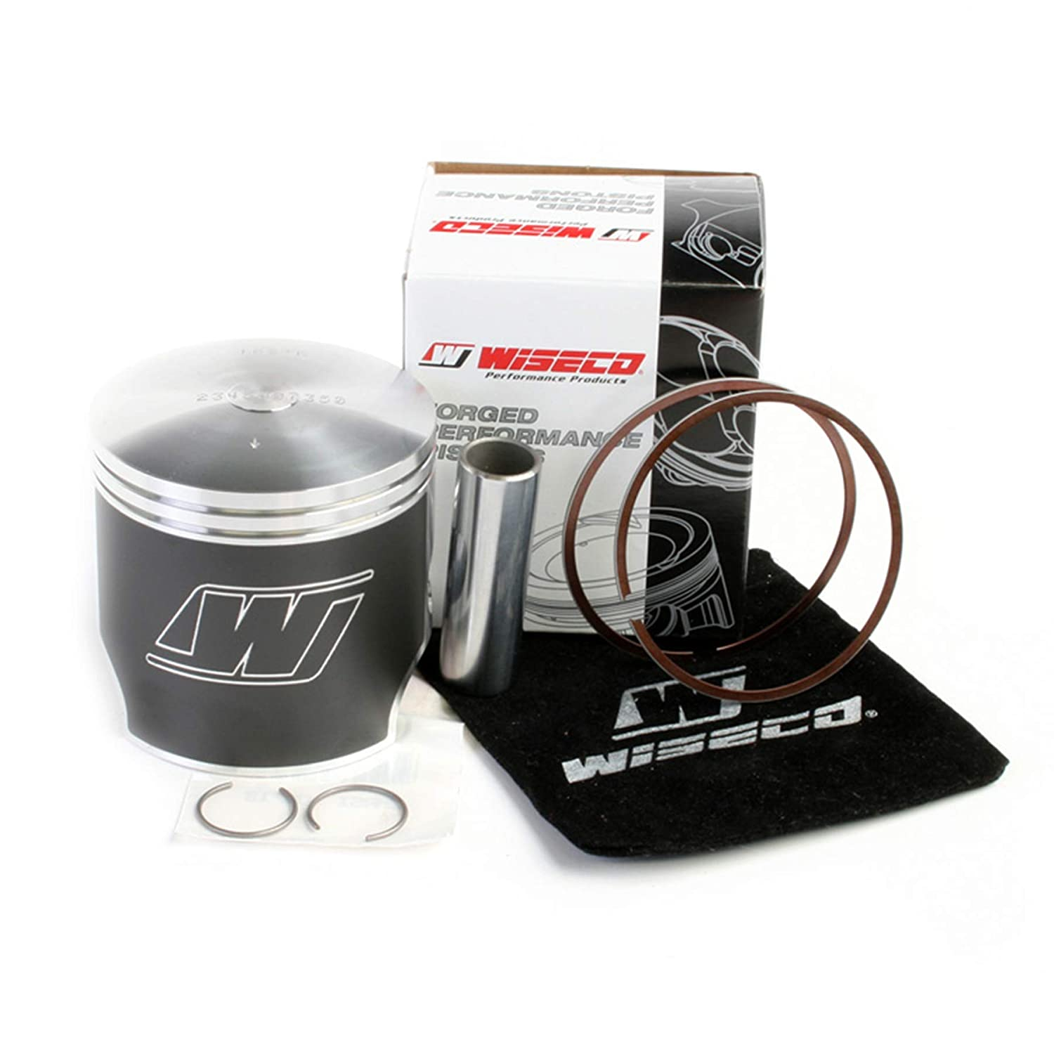 Standard Bore 75.00mm For 1992 Kawasaki JS550 550SX Personal Watercraft 531cc Piston Kit