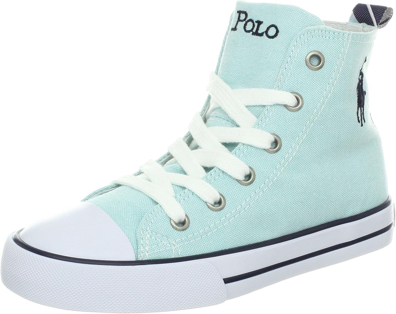 Polo Ralph Lauren Kids Brooster Hi Sneaker Toddler//Little Kid//Big Kid