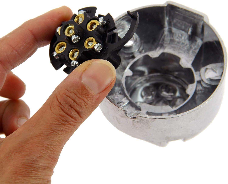 XL Perform Tool 553903 XLPT Metall-autokupplung 7 stifte weiblich