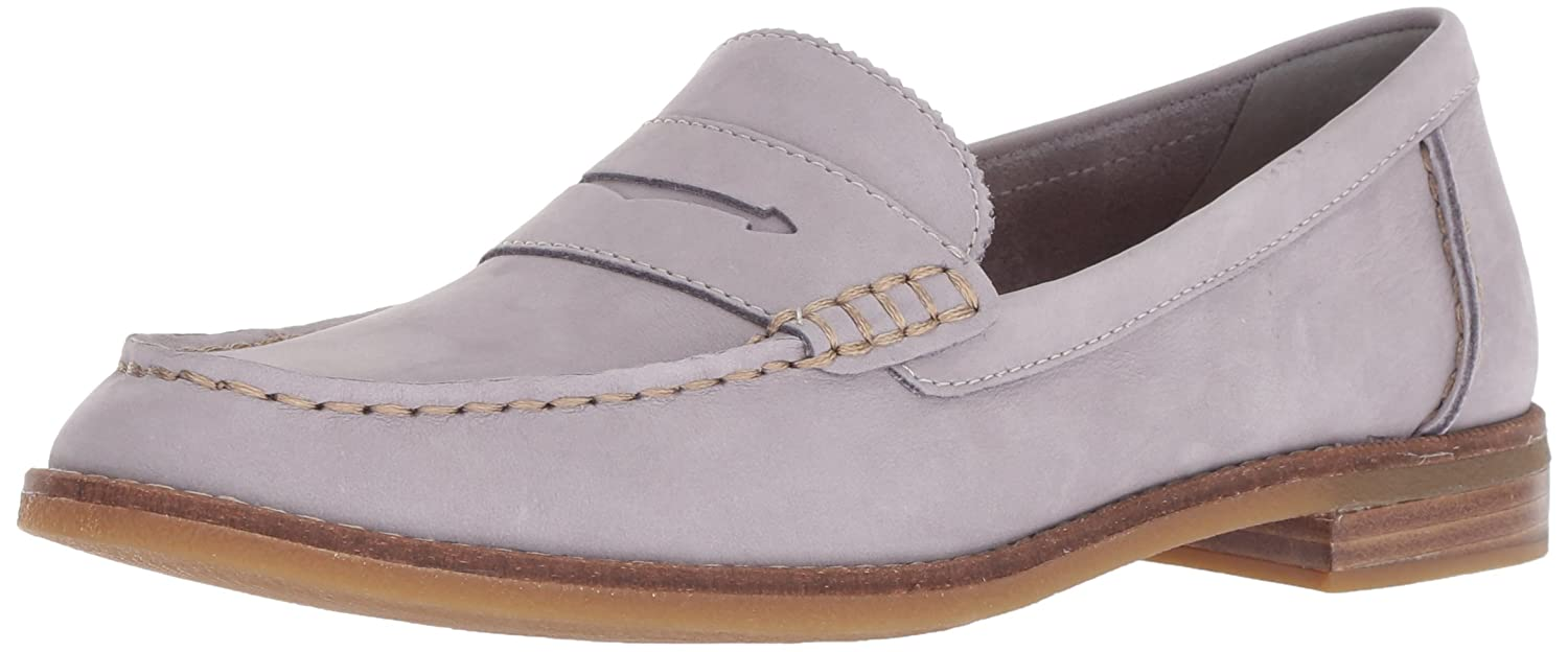 Light Purple Sperry Top-Sider Women's Seaport Penny Loafer