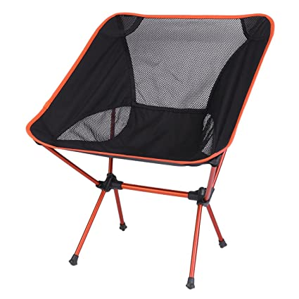OUTAD Portable Ultralight Heavy Duty Folding Chair For Outdoor Activities/ Camping/Hiking
