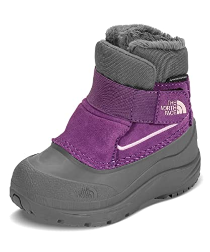 Sale Clearance Buy Cheap Shop The North Face Alpenglow IV Boot(Children's) -Frost Grey/Wood Violet Free Shipping Popular Discount The Cheapest OxDjZl