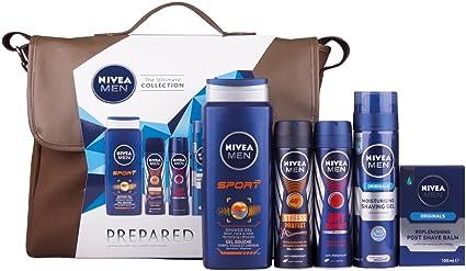 950362eb0 Nivea Men The Ultimate Collection Set de Regalo para el Cuidado de la Piel,  5