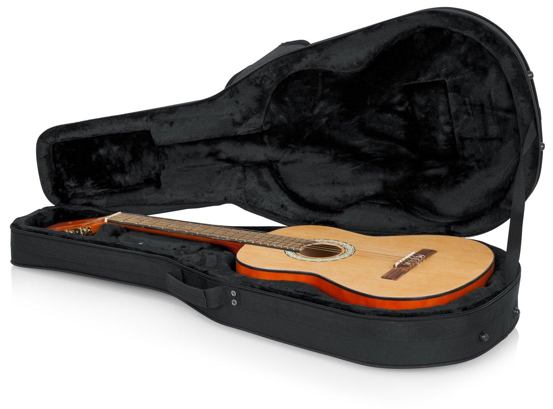 Gator GL-CLASSIC - estuche para guitarra: Amazon.es: Instrumentos musicales