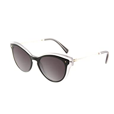a4afcaeb178a6 Image Unavailable. Image not available for. Color: Valentino Cat Eye  Keyhole Sunglasses