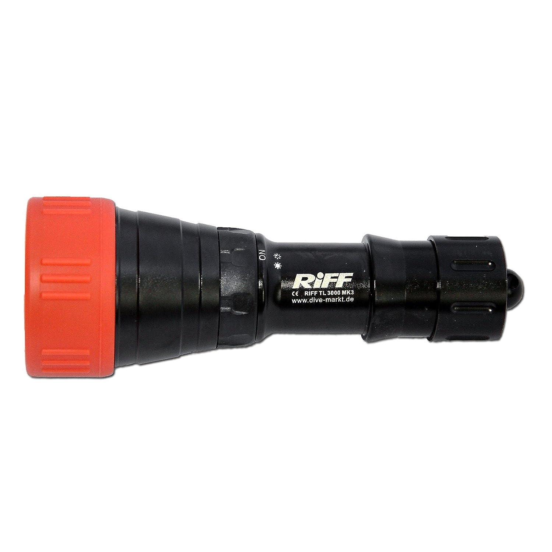 Tauchen Tauchlampen Riff Streuscheibe für Tauchlampe TL 3000