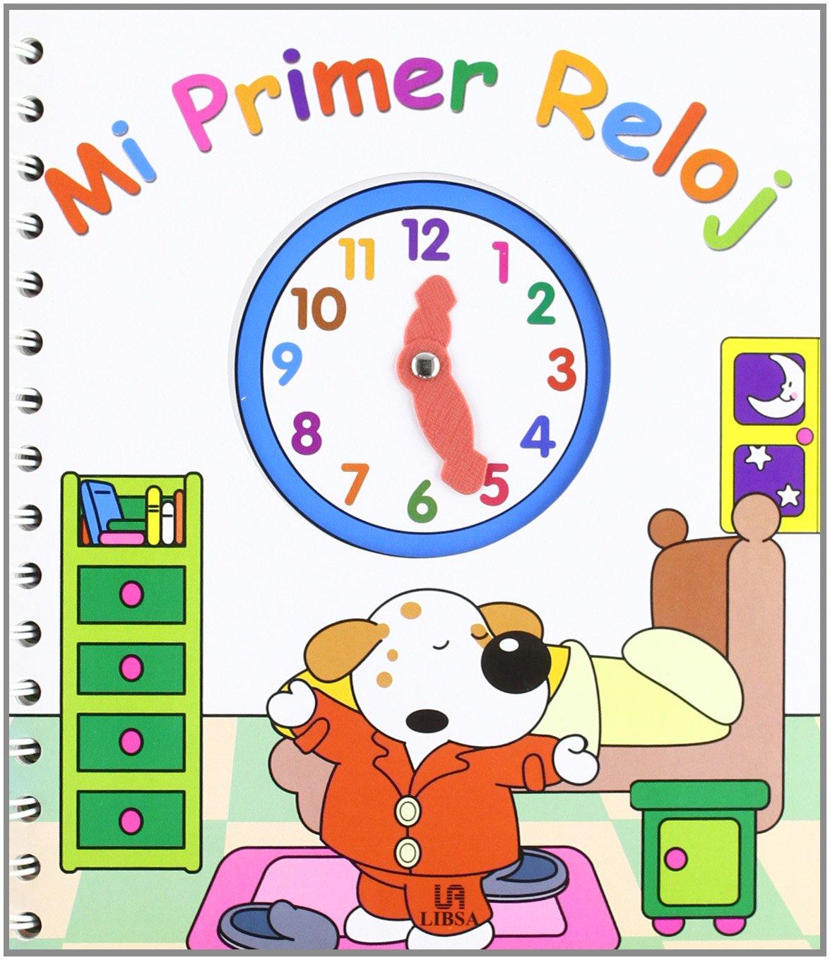 Mi primer reloj (Spanish) Board book