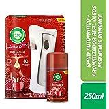 Purificador De Ar Automático Freshmatic Aroma Sense Romance Aparelho E Refil 250 Ml, Air Wick