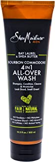 product image for Shea Moisture Bay Laurel & Butter Bourbon Commodore 4-in-1 All-over Body Wash