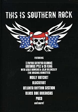 This Is Southern Rock Amazonde Various Artists Dvd Blu Ray