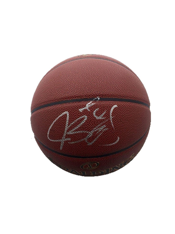 Jimmy Butler Signed Basketball - Spalding Indoor Outdoor - JSA Certified - Autographed Basketballs Sports Memorabilia
