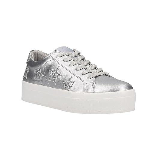 Zapatillas Guess FLFHS3 LEM12 Silve 39 Plateado: Amazon.es: Zapatos y complementos