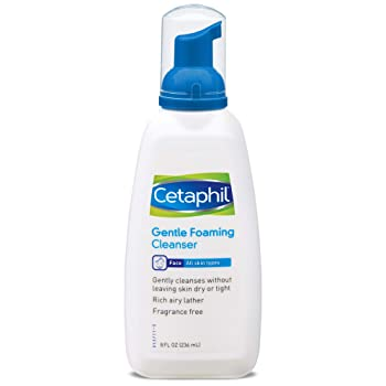 Cetaphil Gentle Foaming Cleanser