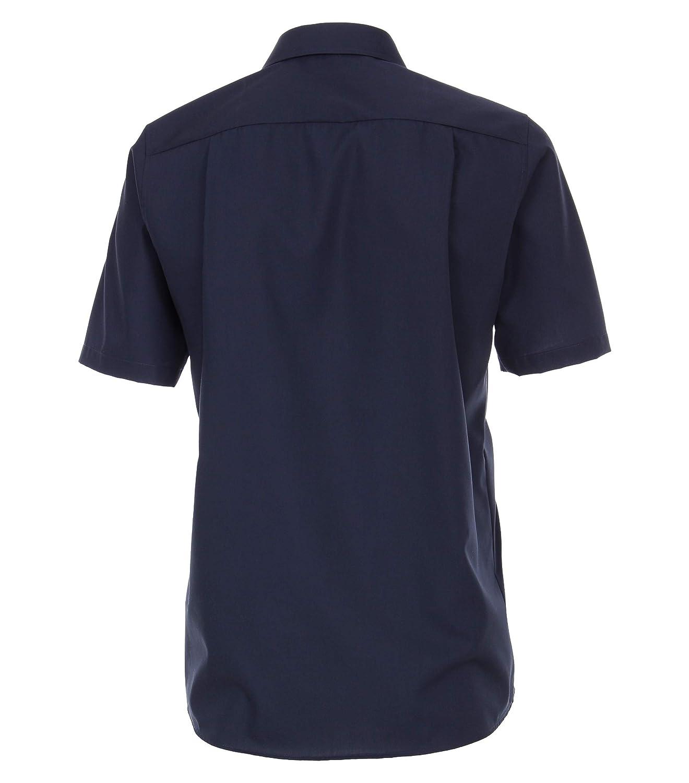 CASAMODA Herren Hemd Hemd Hemd Halbarm uninah 008070 Comfort Fit B07MFXK7X8 Pullover Komfortabel und natürlich a35145