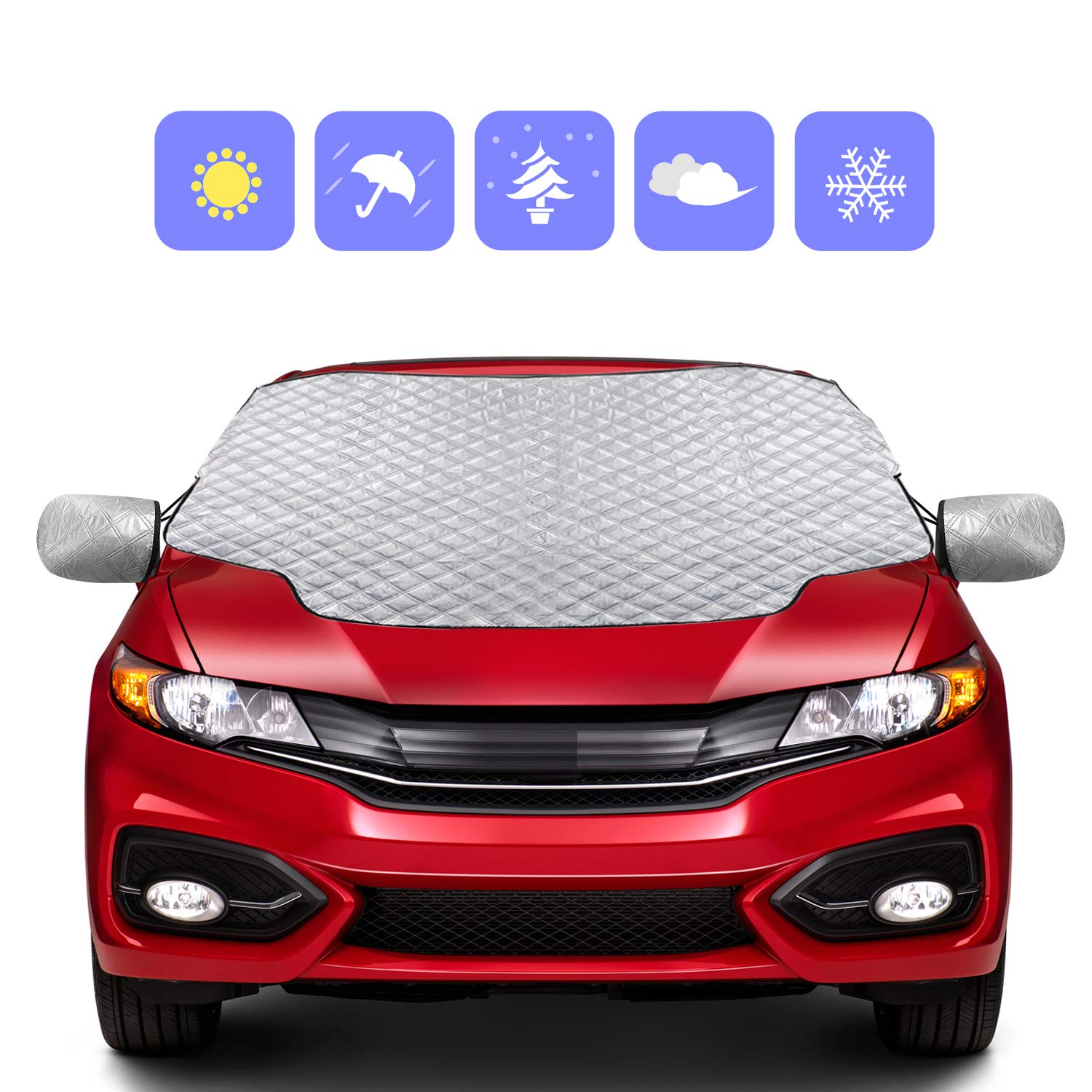Best Rated In Car Covers Helpful Customer Reviews Amazon Co Uk