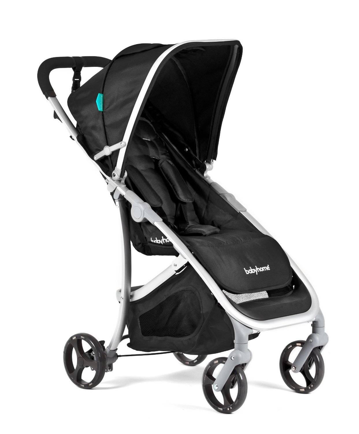 Babyhome Emotion Silla de paseo color negro