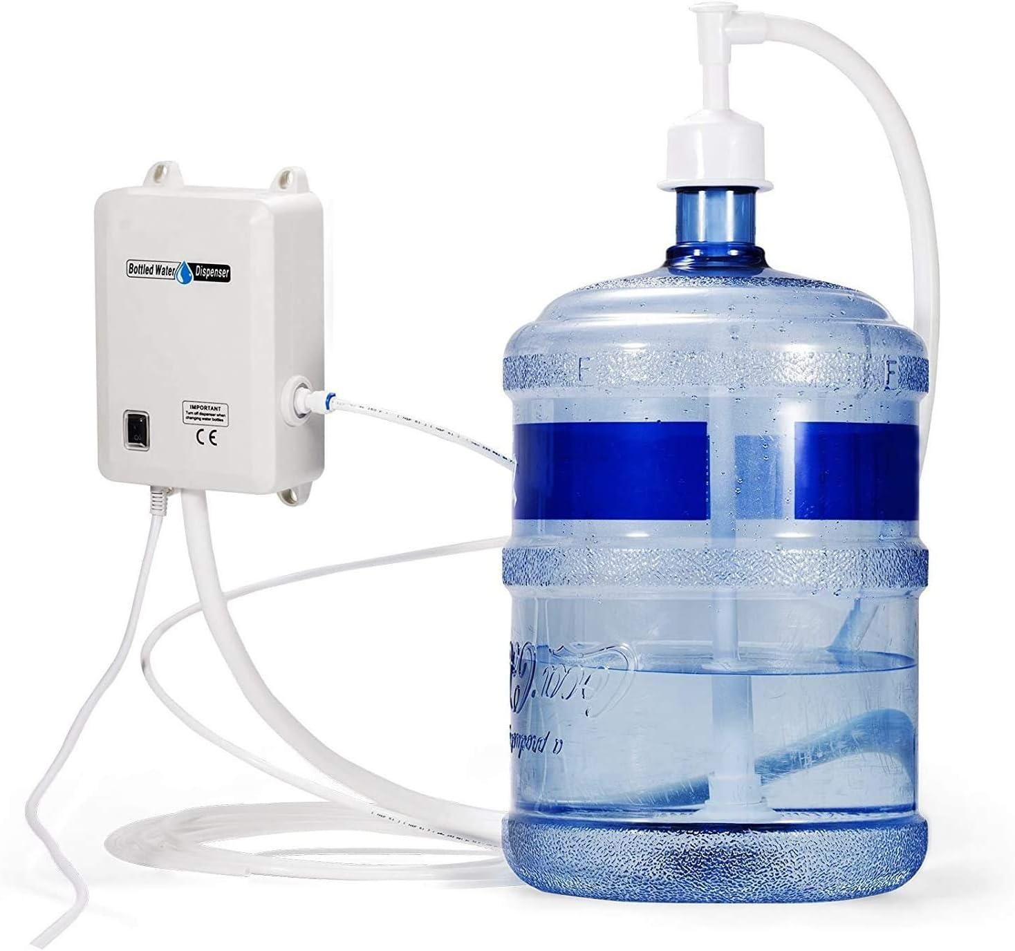 Dispenser erogtore WATER WITH TAP FOR GALLON LITER Bottle Bottles