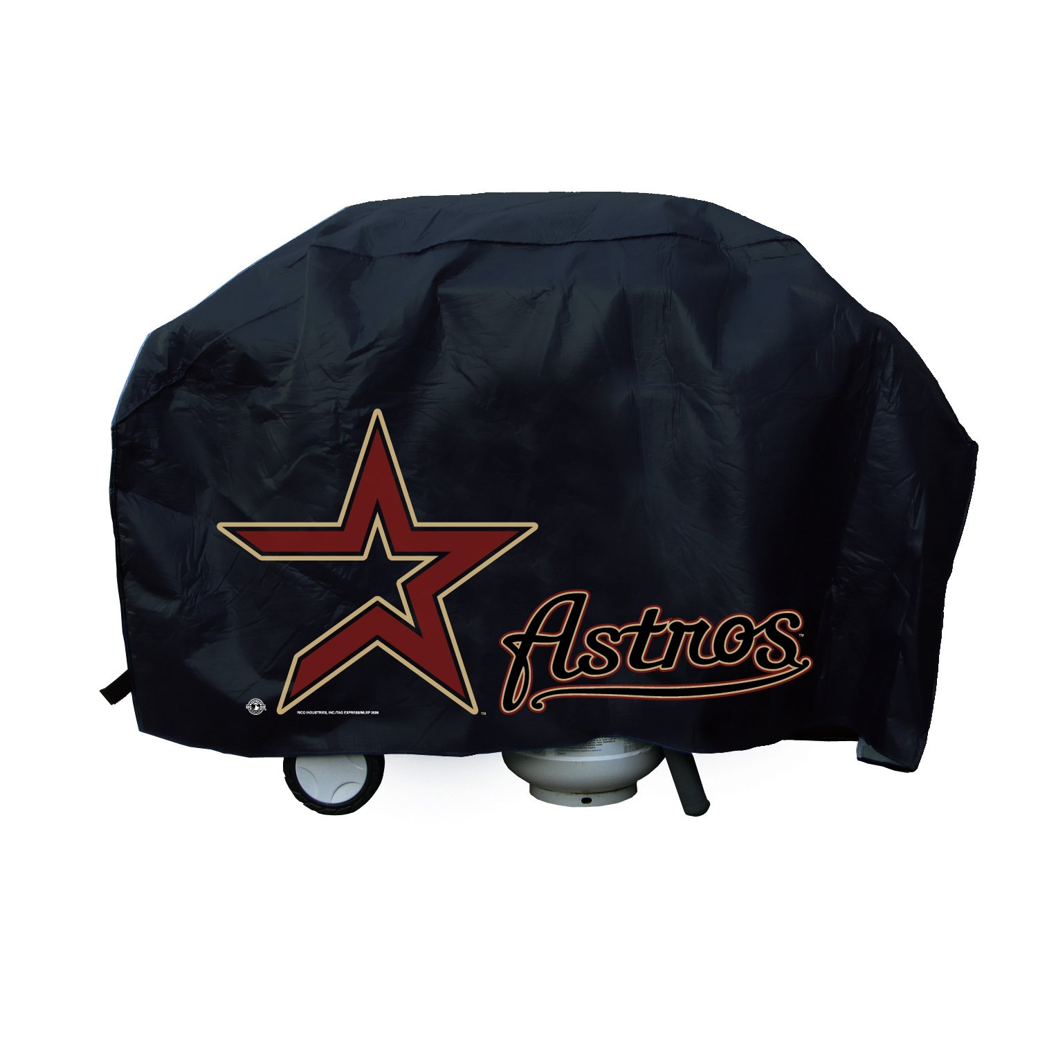 MLB Houston Astros Deluxe 68-inch Grill Cover