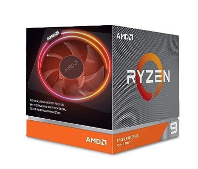 AMD Ryzen 9 3900X Unlocked Desktop Processor