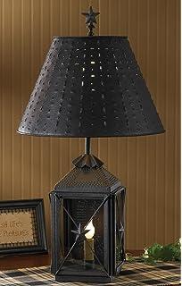 Park Designs Antique Colonial Inspired Blackstone Lantern Lamp Pictures