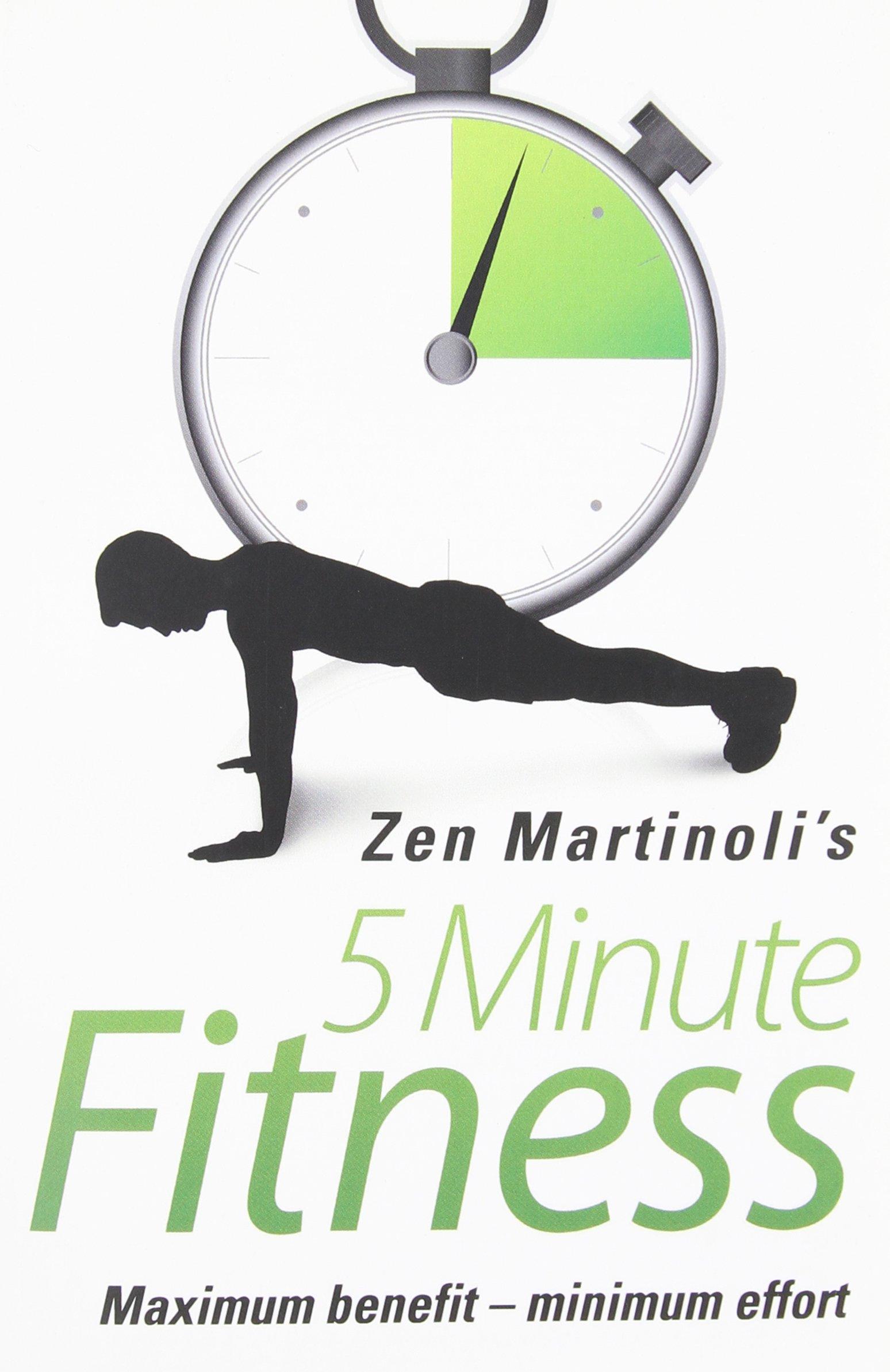Download Zen Martinoli's 5 Minute Fitness ebook
