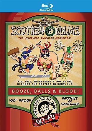 Amazon com: Scottish Ninjas - The Complete Animated Webseries: Beau