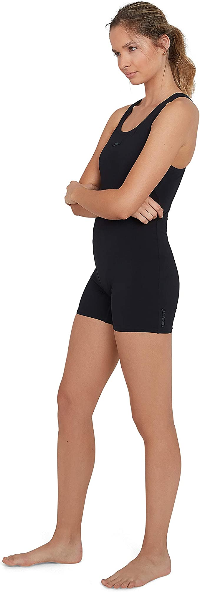 Speedo Essential Endurance Legsuit W Traje De Ba/ño Culote Adult Female