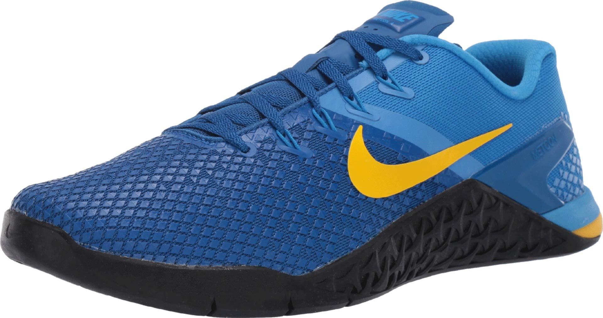 Nike Metcon 4 XD Men's Training Shoe Team Royal/Amarillo-LT Photo Blue-Black 7.5