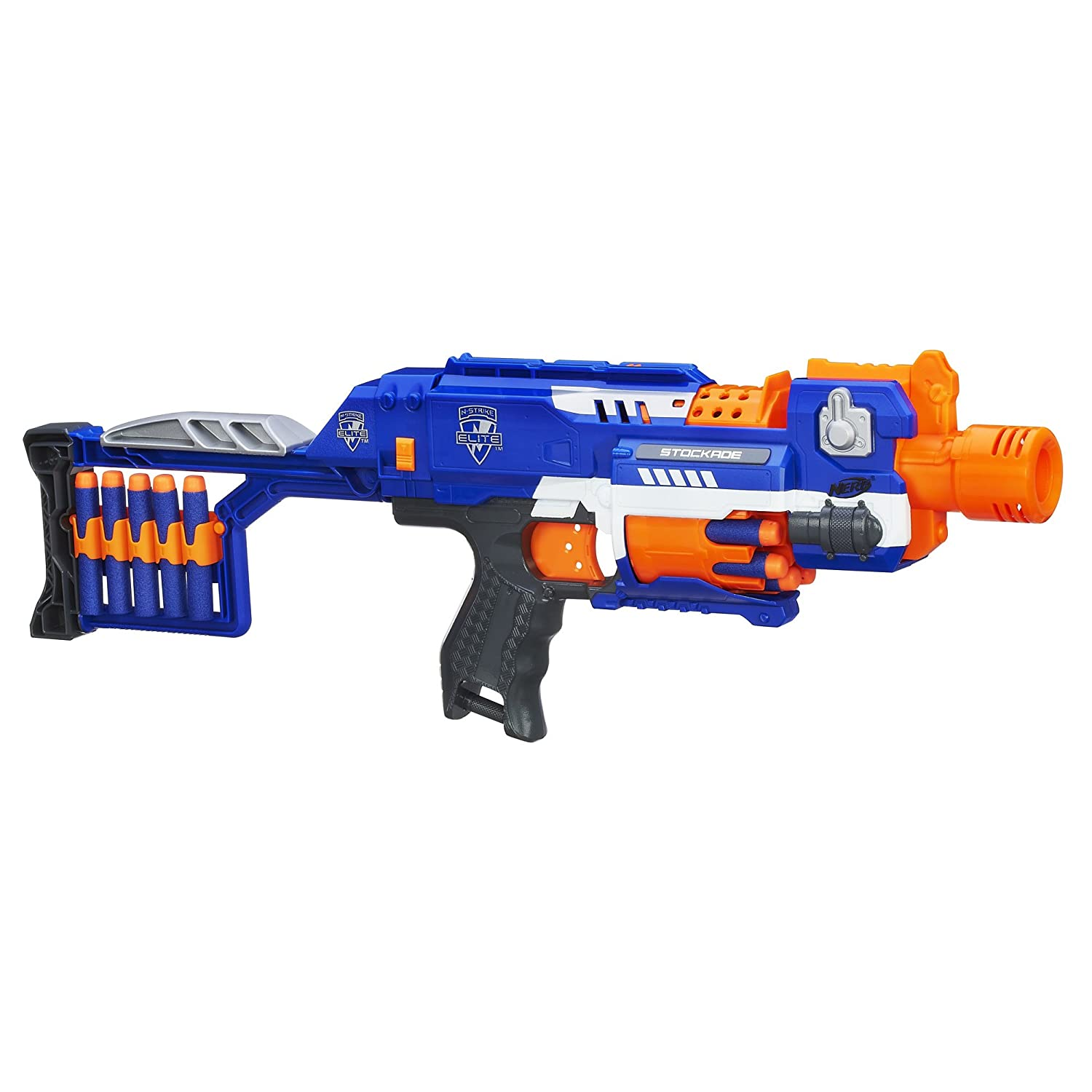 Sottocosto: Nerf N-Strike Elite XD Stockade per 22,56€ [amazon.de]