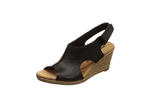 33457600b5d Clarks Women s Lafley Rosen Sling Back Sandals  Amazon.co.uk  Shoes ...