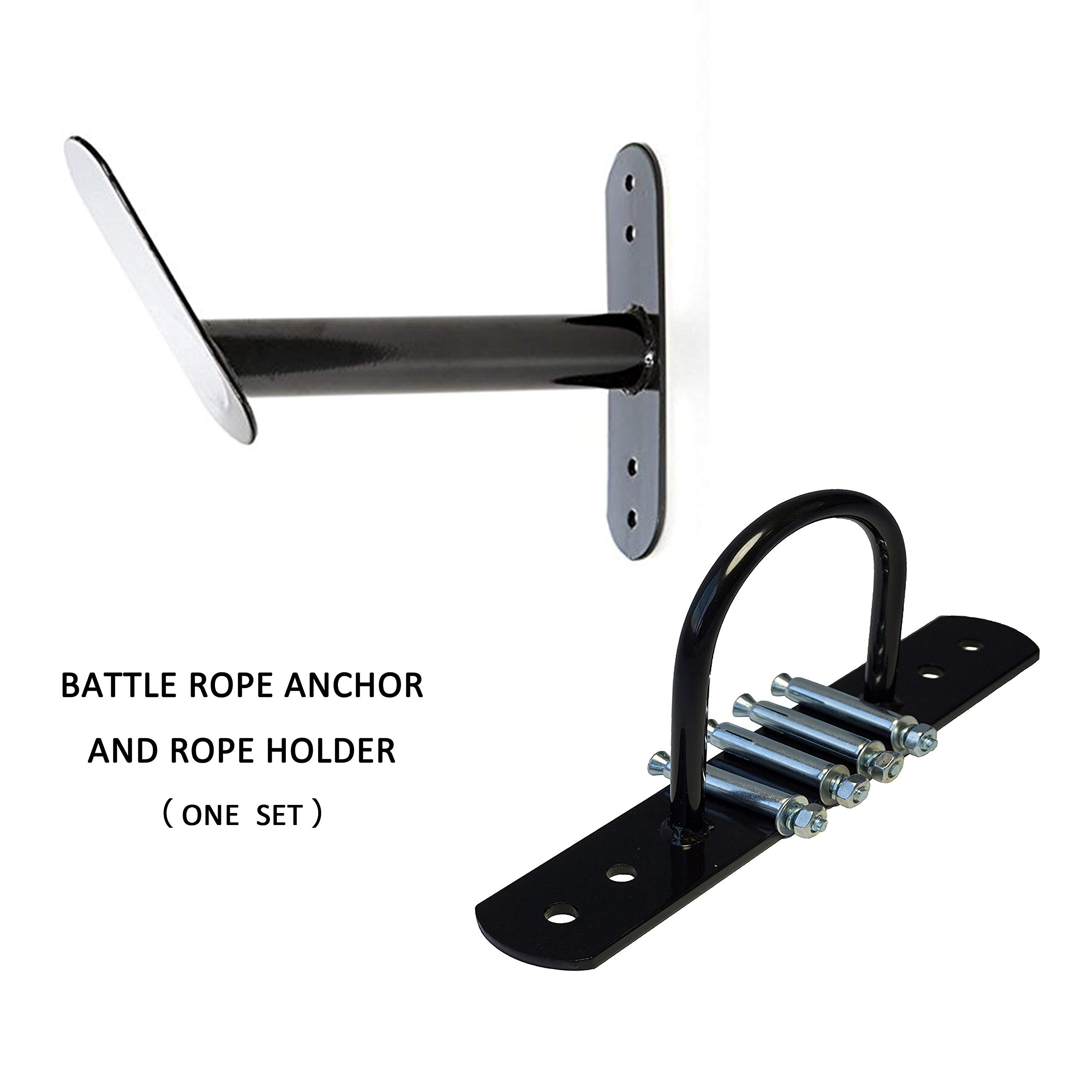 Battle Rope Anchor Wall//Ceiling Mount for Yoga Swings Hammocks,Boxing Equipment
