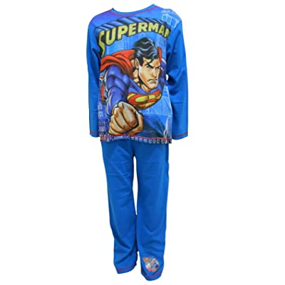 Superman DC Comics Boy's Pajamas