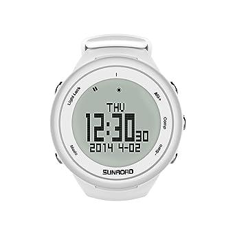 Sunroad fr852 a Digital Inteligente Deportes Hombres Reloj De Pulsera -5tm impermeable al aire libre