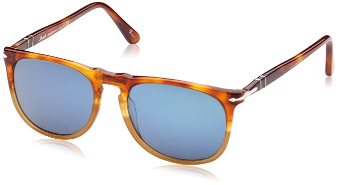 PERSOL Persol Herren Sonnenbrille » PO3113S«, braun, 102433 - braun/braun