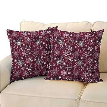 Amazon.com: Ediyuneth - Fundas de almohada para el invierno ...