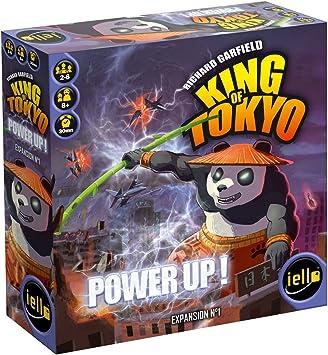 King of Tokyo Expansion - Juego de Mesa, para 6 Jugadores (Iello IEL51073) (Importado): Amazon.es: Juguetes y juegos