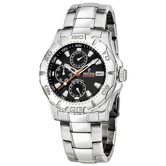 FESTINA HAU F16242-9 - Reloj  Festina  Amazon.es  Relojes d3ca5e101fbd