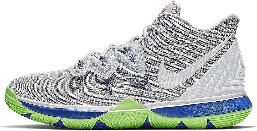 Nike Kyrie 5 (gs) Big Kids Aq2456-099: Amazon.es: Zapatos y ...