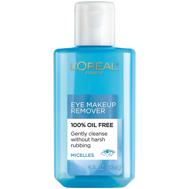 L'Oreal Paris Skincare Dermo-Expertise Oil-Free Eye Makeup Remover,