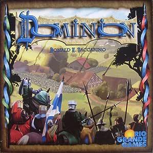Rio Grande Games - Dominion: First Edition