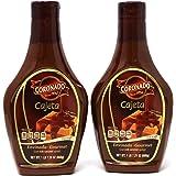 Cajeta Envinada - Gourmet Goat Milk Caramel Spread 23.1 oz (2 Pack)