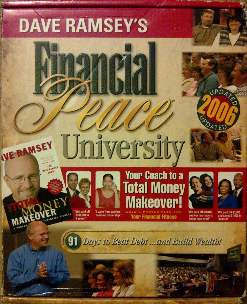 Dave Ramseys Financial Peace University product image