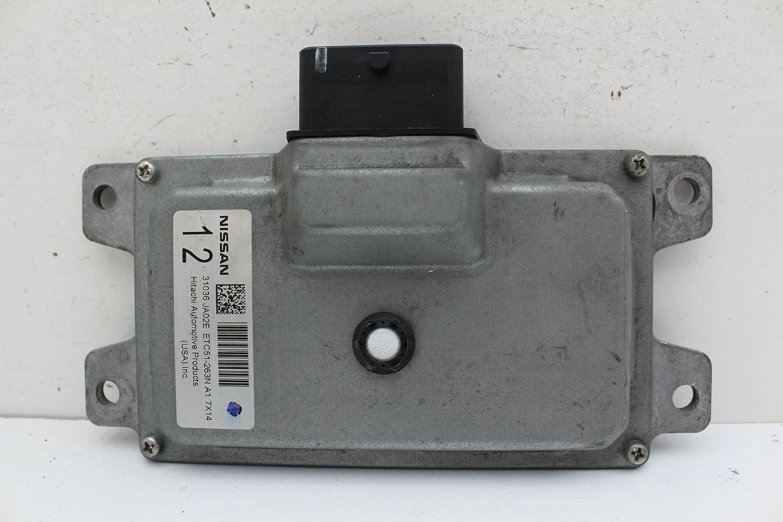 07 08 Nissan Altima 31036 JA02E TCM TCU Transmission Computer Control Module