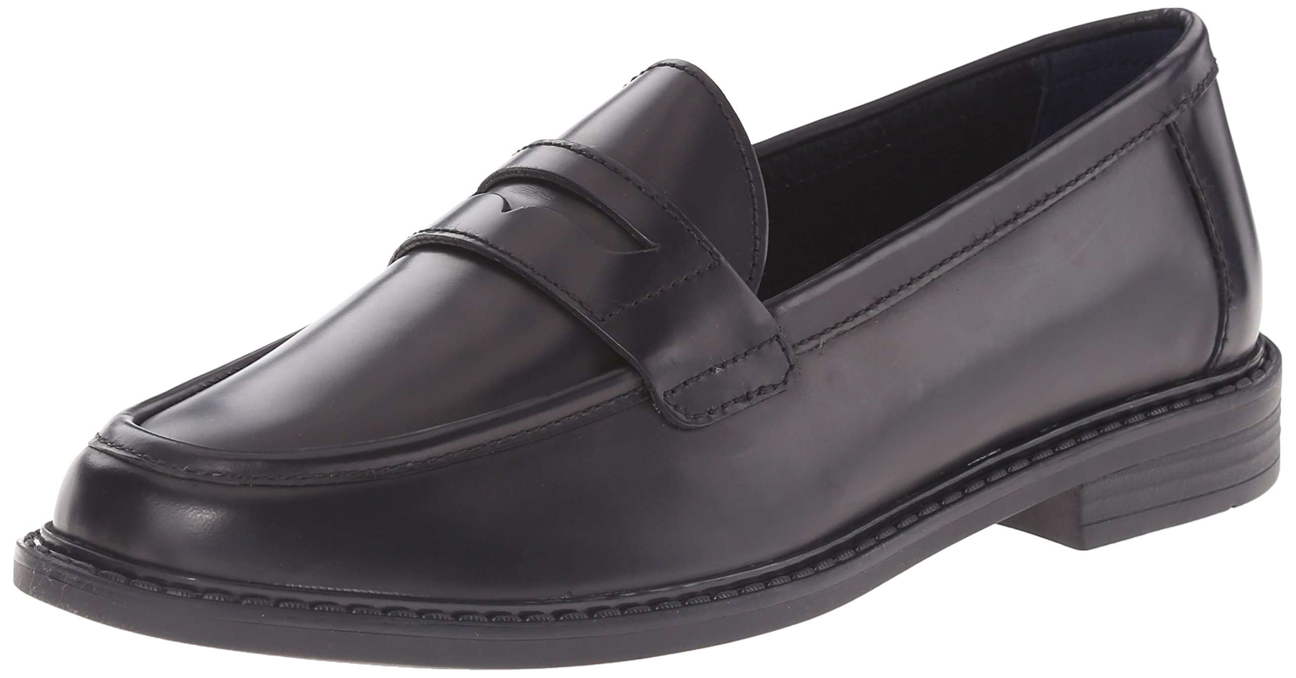Cole Haan Women's Pinch Campus Penny Loafer, Black, 6.5 B US