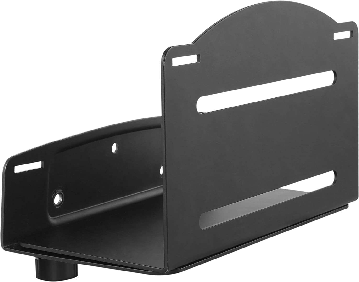 HumanCentric Computer Tower Wall Mount | Adjustable PC Mounting Bracket for Most CPU or Computer Cases