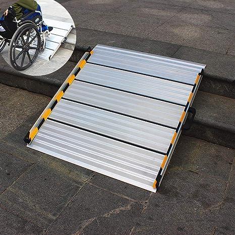 DNNAL Rampas para Silla de Ruedas Scooter Mobility Assist Access ...