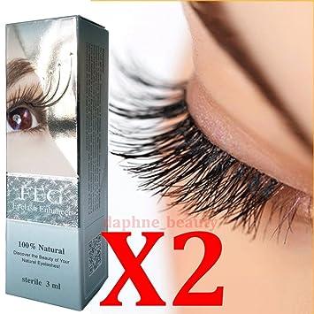 c2dd8b807d4 2 Boxes FEG Eyelash Enhancer Serum - increasing the length, thickness and  darkness 0f Eyelashes