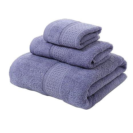 JITTY Toallas Baño Set de 3 Toallas: 1 Toalla de Baño, 1 Toalla de