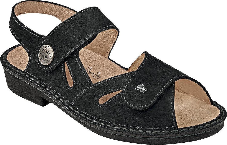 klassischer Chic perfekte Qualität Original- FINNCOMFORT Damen Sandaletten Costa SCHWARZ Buggy schwarz 224644